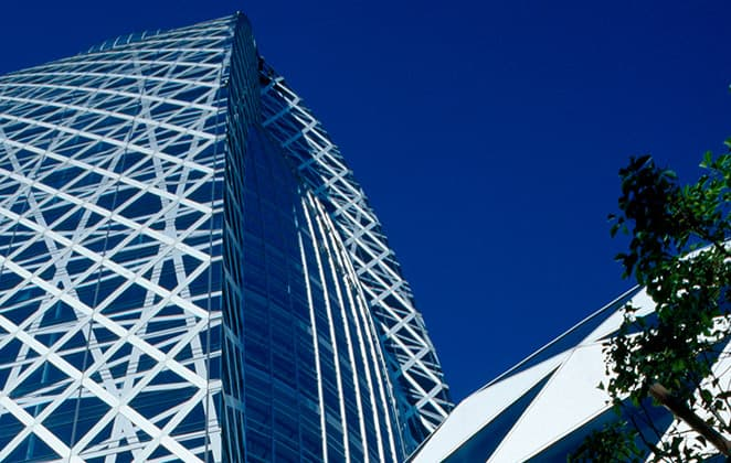 Tokyo, through the eyes of Tange