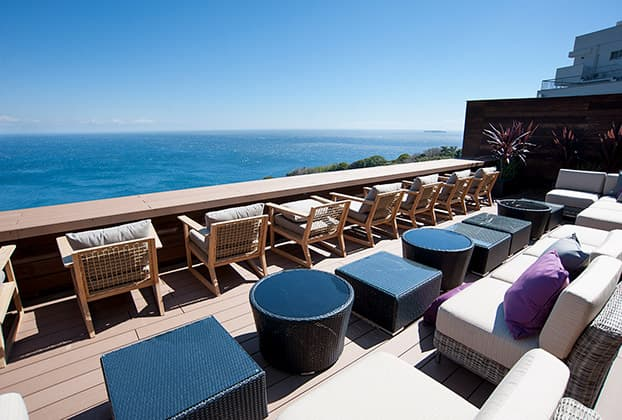 Atami Sekaie - Pamper yourself with stunning views of Sagami Bay