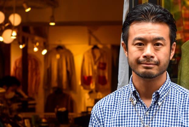 Meet TAROjin Yutaka Fujihara, Japan's Denim Kami