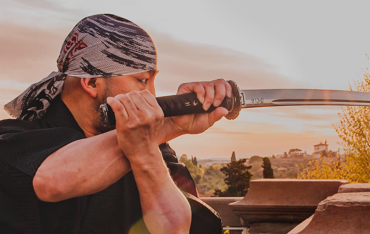Meet TAROjin Tetsuro Shimaguchi, The Samurai Master who Inspired Kill Bill