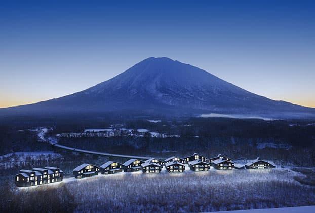 Panorama Niseko Villas, Luxury Personified