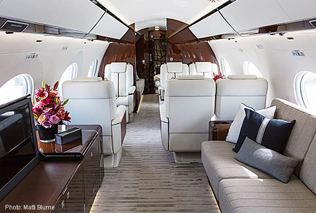 How private jets have benefitted from the pandemic