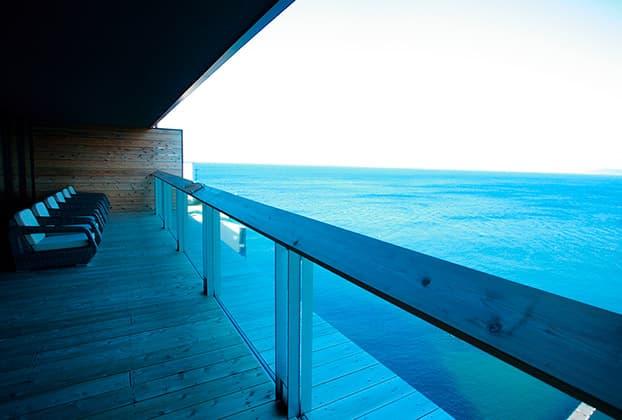 Villa Rakuen - Elegance and Luxury on the Seto Inland Sea